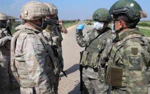 Россия и Турция провели в Идлибе шестое патрулирование трассы М-4