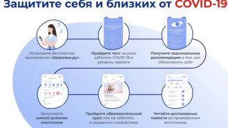 Для жителей Ленобласти запустили приложение против коронавируса