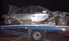 Жуткая ночная авария на Блюхера: водитель БМВ погиб на месте, трое пассажиров госпитализированы