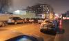 Авария полностью перекрыла движение на Заозерной улице