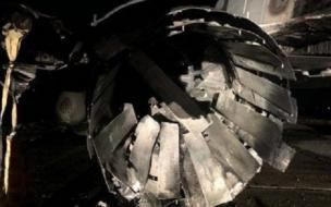 На украинском аэродроме автомобиль врезался в МиГ-29