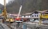 ВЭБ приостановил финансирование строительства олимпийских объектов в Сочи