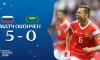 Российская сборная обыграла Саудовскую Аравию