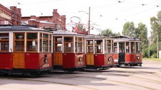 Музей городского электрического транспорта в Петербурге возобновил работу
