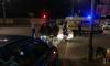 Пассажирка такси пострадала в ДТП на Светлановском проспекте