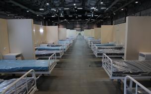 """Рассказы пациентов """"Ленэкспо"""": Piter.TV разобрался в плюсах и минусах временного госпиталя"""