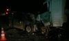 Фото с места смертельного ДТП под Ярославлем, в котором погибли три человека