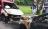 Массовые поджоги автомобилей в Купчино продолжаются