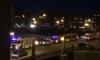 В Фонтанку с Мало-Калинкина моста улетел автомобиль