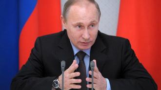Владимир Путин заявил, что коррупции при подготовке к Олимпиаде в Сочи нет