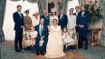 В сети появились фотографии с крестин принца Луи