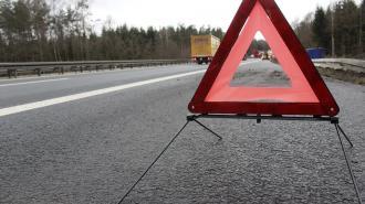 В Кировском районе Ленобласти пьяный мужчина угнал машину у жены своего приятеля и попал в ДТП