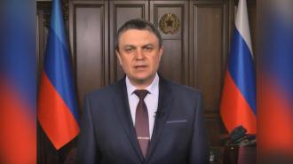 Глава ЛНР обвинил Запад в одобрении геноцида русских на Украине