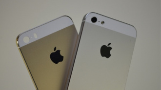 Apple показал миру новый IPhone 5S