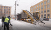 Текущий январь побил восьмилетний рекорд по снегу в Петербурге