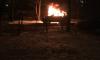 За утро 15 января в Петербурге выгорели две иномарки