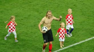 Защитник хорватской сборной Вида извинился перед жителями России за нацистские высказывания