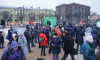 В Петербурге прошел митинг в защиту парков и скверов