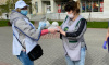 Медицинские маски продолжат  раздавать на улицах Ленобласти