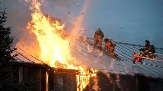 Житель Новосибирска предстанет перед судом за сожжение 63 дачных домов