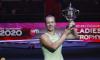 Бертенс стала победительницей в теннисном турнире в Петербурге