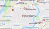 В Google Картах детские сады стали крематориями