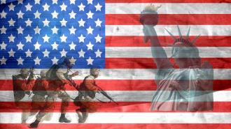 Sohu: США готовы нанести удар по России в случае ее военного вмешательства в конфликт в Донбассе
