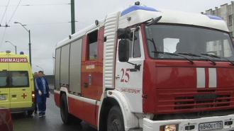 На Кубинской улице столкнулись два КамАЗа, Газель и Nissan