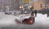 Выявлен худший по уборке снега район Петербурга