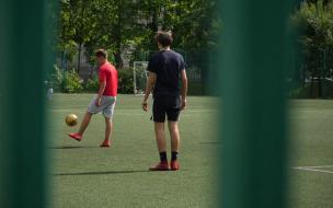 В 2020 году 45% населения Выборгского района стало заниматься спортом