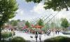 В Таврическом саду к 2025 году появится новое общественное пространство