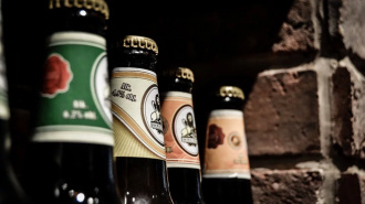 В Купчино из магазинаизъяли 270 литров спиртного без лицензии