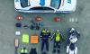 Петербургские сотрудники ГИБДД присоединились к флешмобу#tetrischallenge