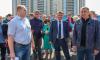 Албин опять недоволен: вице-губернатор побывал на намыве Васильевского острова