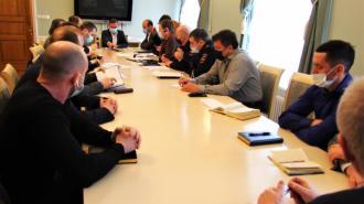 В администрации Выборгского района обсудили вопросы безопасности на дорогах