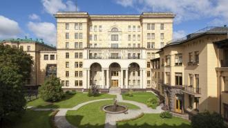 В МИД России ответили на требование Чехии вернуть землю под посольством в Праге