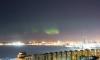 Над Петербургом снова видели красивейшее северной сияние
