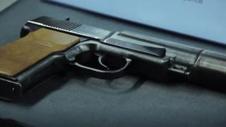 В Красносельском районе задержан мужчина, направивший пистолет на детей