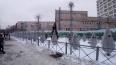 "Около метро ""Приморская"" заметили ку-клукс-ёлки"