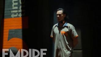 """Появился первый кадр из сериала """"Локи"""" с Томом Хиддлстоном"""