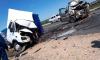 Под Пензой микроавтобус с пассажирами столкнулся с грузовиком. Один человек погиб
