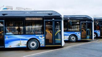 К 2022 году все автобусы и троллейбусы Петербурга будут заменены низкопольными машинами