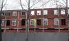 В Сестрорецке устанавливают стеклопакеты в школе без крыши