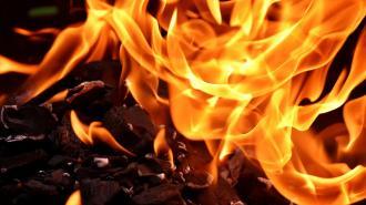 В Калининском районе в пожаре погиб мужчина-инвалид