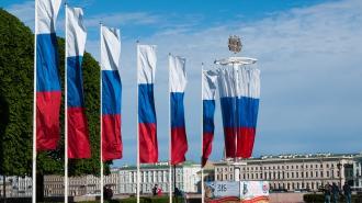 Петербург ко Дню города украсят за 5,7 миллиона рублей