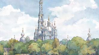 Эксперты оценили идею строительства 170-метровой колокольни Смольного собора