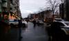 Люди в черном устроили стрельбу на проспекте Ветеранов
