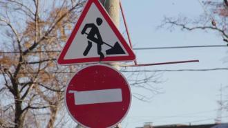 В Петербурге временно ограничат дорожное движение в районе Ушаковского путепровода