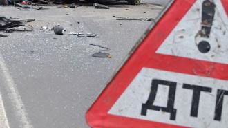 На проспекте Энгельса в аварию попал трамвай с 20 пассажирами