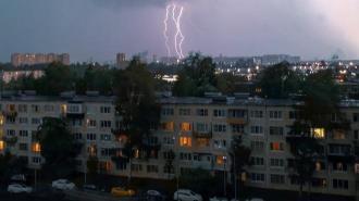 Петербургские спасатели назвали три самых опасных места при грозе